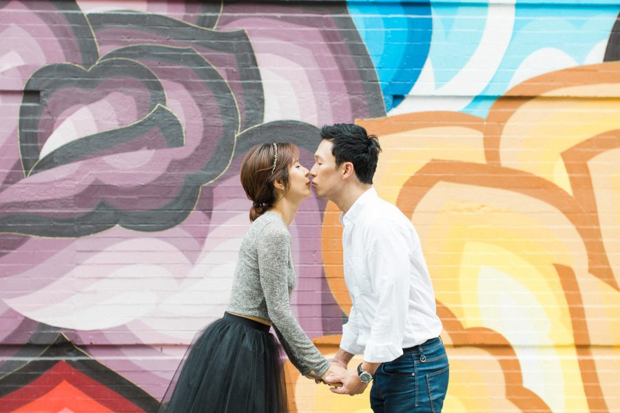 NYC ENGAGEMENT- SOHO,NYC