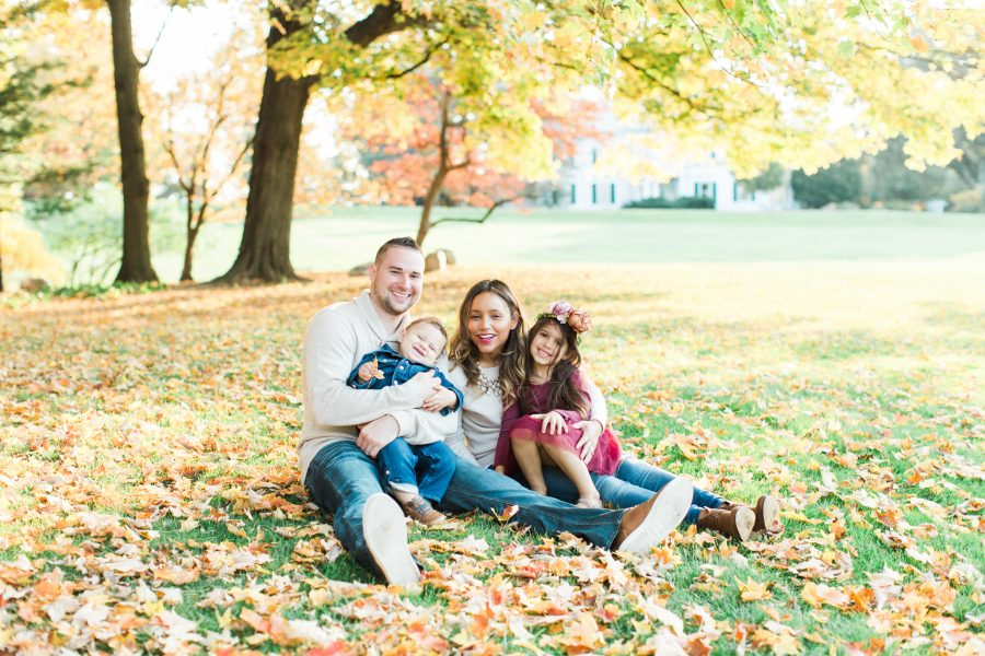 FALL FAMILY PORTRAIT - NJ
