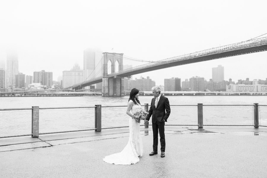 RIVER CAFE WEDDING, BROOKLYN, NY