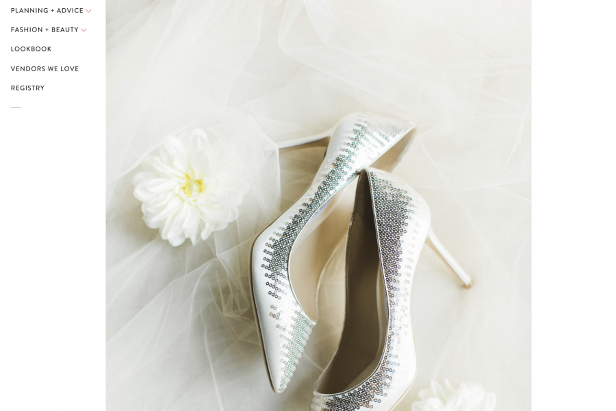 ARROW PARK WEDDING FEATURED ON STYLE MY PRETTY
