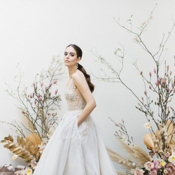 SPINA BRIDE - FALL/WINTER 2019 LOOKBOOK
